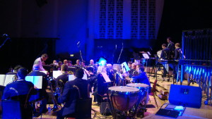 Brighouse and Rastrick Brass Band at Liverpool Philharmonic Hall